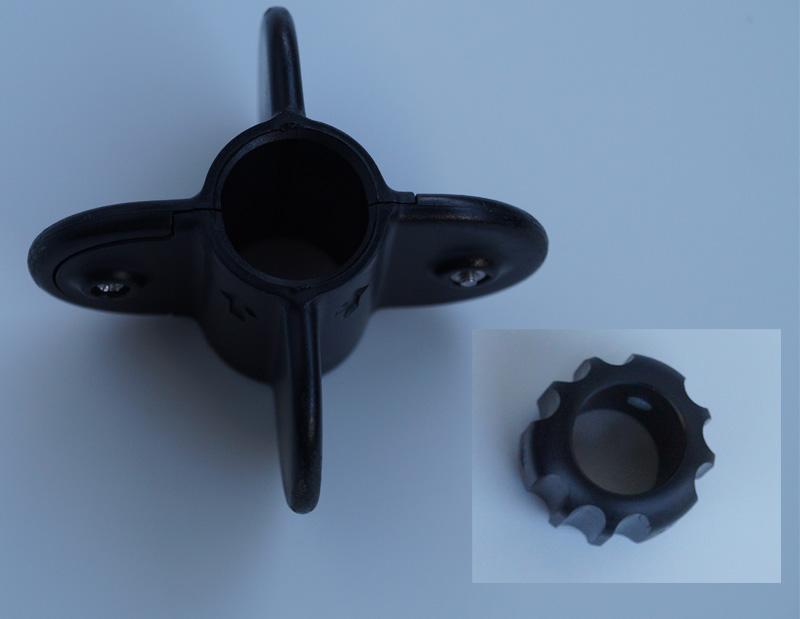 取付管カメラヘッドBT200ガイドそり・リモコン