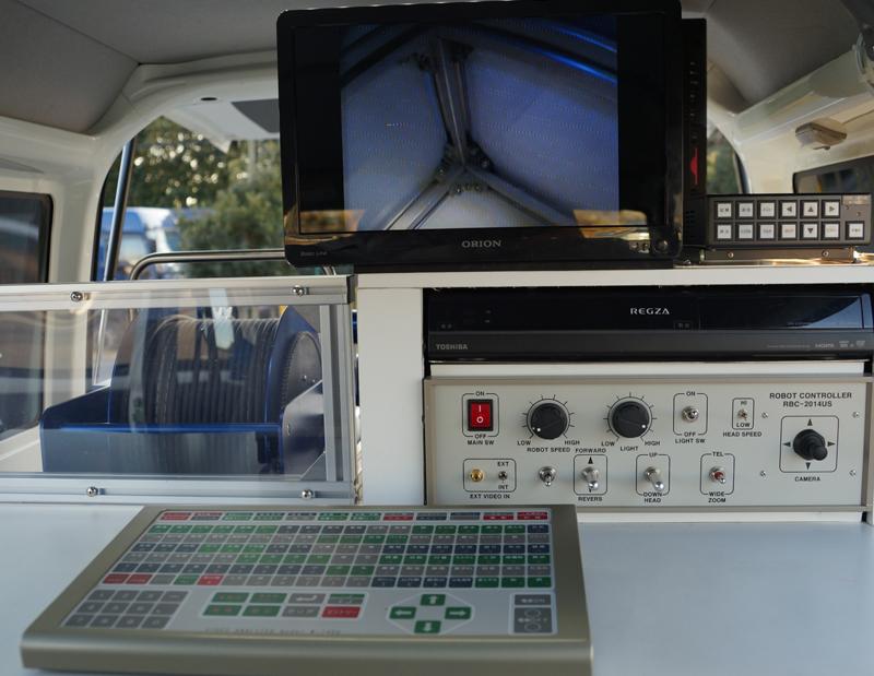 テレビカメラ車3
