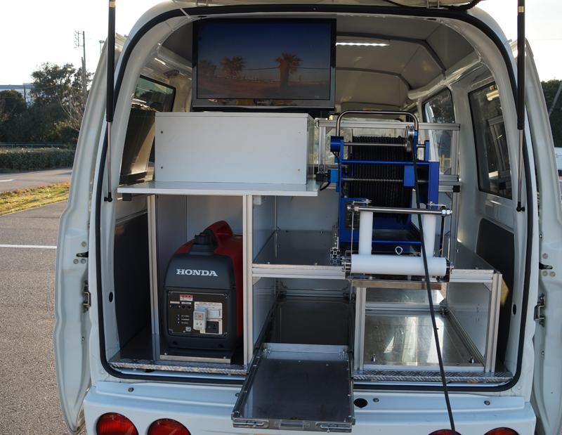 テレビカメラ車7