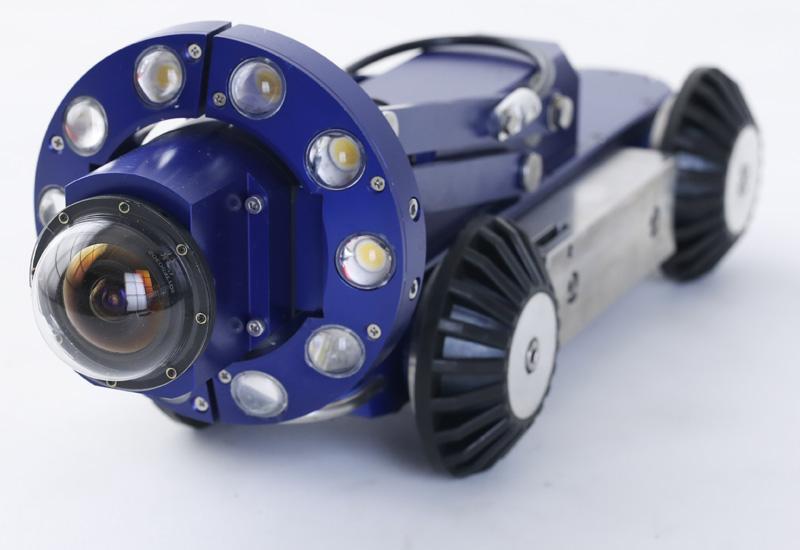 展開カメラ自走車1