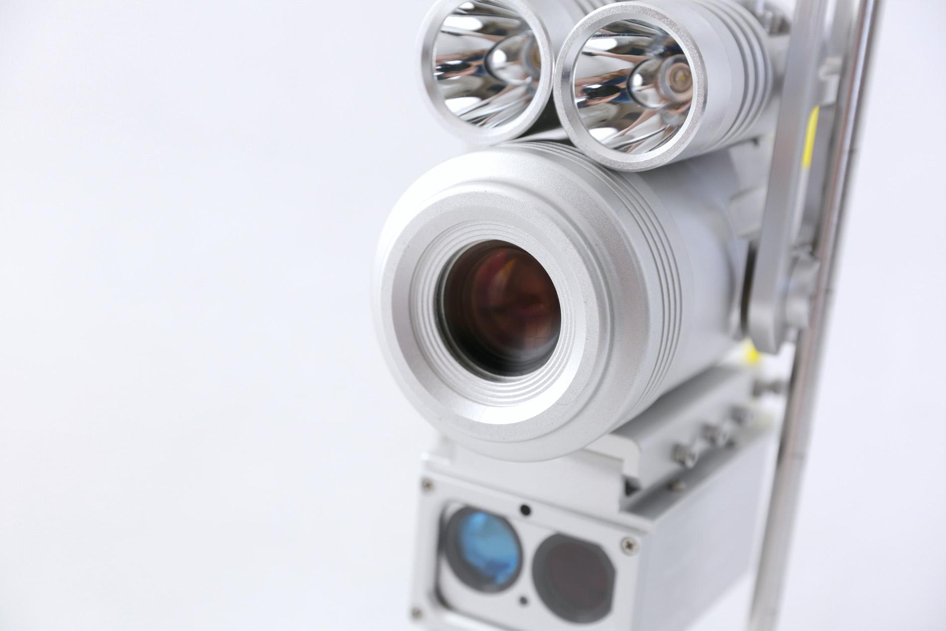 管口カメラ重要部