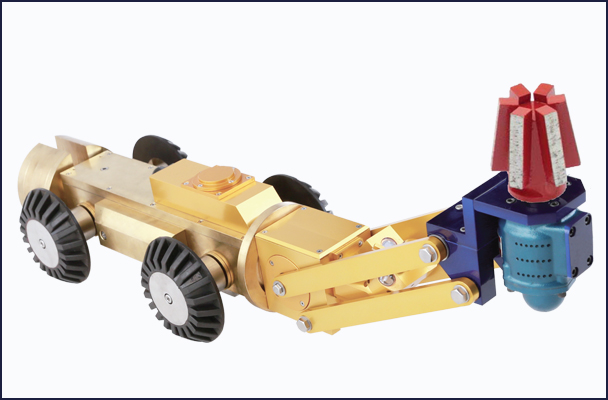 センコーロボー2800ー穿孔機 刃品番 BDH-3828